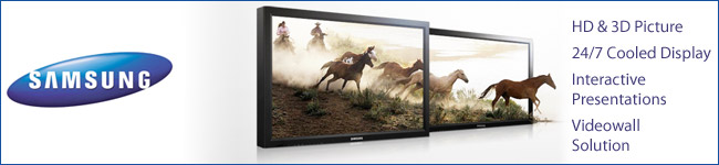 Samsung Large Format Displays